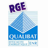 logo certification qualibat RGE ppg sarl